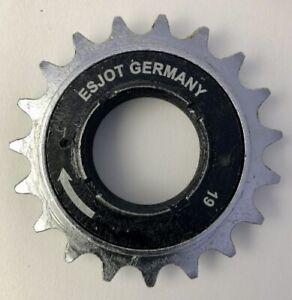 Esjot Freilaufritzel  Made in Germany 19 Zähne
