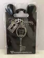 PIN'S Disneyland Paris CLEF / Key PHANTOM MANOR OE