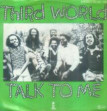 """7"""" Third World/Talk To Me (D)"""