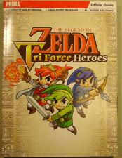 Zelda TriForce Heroes guide Prima new