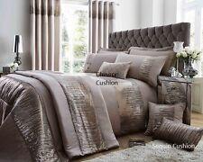 Latte Antoinette Sequin Bedding Sets