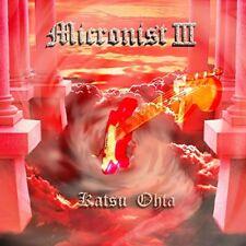 KATSU OHTA Micronist III JAPAN CD Wolf Animetal Galneryus Saber Tiger Ark Storm