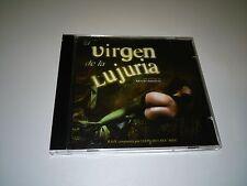 BSO LA VIRGEN DE LA LUJURIA   CD