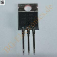 2 x IRF2804 HEXFET Power Mosfet Internati TO-220AB 2pcs