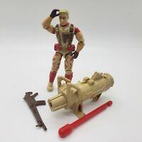 GI Joe Duke 1992 Desert Camo Hasbro Action Figure with Vintage Accessories