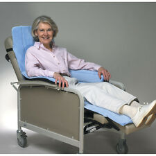 """Skil-Care 703003 Geri Chair Cozy Seat - With Leg Rest Protection - 70"""" RETURN"""