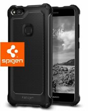 Huawei P10 lite, Genuine Spigen Rugged Armor Extra Cover Case - Black