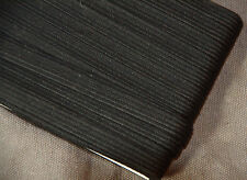 6mm Japanese cotton tsuka-ito, black