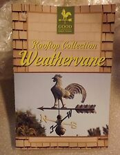 New! Good Directions Rooftop Collection Copper Brass Weathervane Galloping Horse