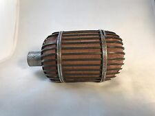 Western Electric 639 A Bird Cage Ribbon Microphone For Restoration