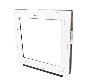 Finestre in PVC Aluplast  Ideal 4000 elemento FISSO bianco Spedizione gratuita!!