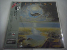 ILLUSION-same JAPAN Press Mini LP CD w/OBI Renaissance Yardbirds Curved Air