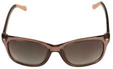 Fossil Damen Sonnenbrille FOS 3006/S NXW TRNS Brown Braun Transparent Verlauf*