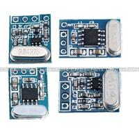 315MHz 433MHz Wireless transmitter&receiver Wireless module SYN115/SYN480R