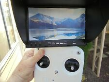 DJI Phantom 2 custom professional setup--GoPro/Gimble 5.8g FPV tx-- 7 in monitor