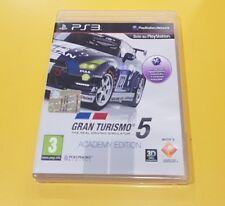 Gran Turismo 5 Academy Edition GIOCO PS3 VERSIONE ITALIANA