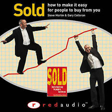 Sold!: How to Make it Easy for People to Buy from You by Martin, Steve, Collera