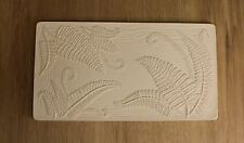 Fern Texture Tile Mold for Glass Slumping