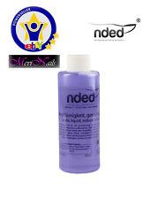 Liquido Acrilico de bajo olor Nded 50 ml / Monomero profesional Líquido Acrílico