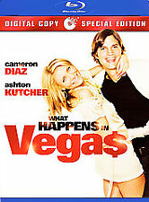 What Happens in Vegas (Blu-ray Disc, 2008, 2-Disc Set, Checkpoint Sensormatic...