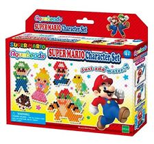 Aquabeads SUPER MARIO Character SET 600 Solid Aqua Beads