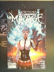Doctor Mirage #1 (Valiant, 2019) VF/NM 9.0 (8339)