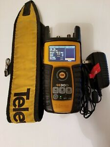 Televes H30D3 593180 Catv Docsis 3.0 Meter and Analyzer with Charger