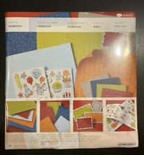 NIP Creative Memories Paper Album Kit Give Thanks  Nice Selection Included