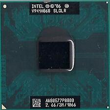 Intel Core 2 Duo P8800 SLGLR 2,66GHz/3Mb/1066FSB Processore CPU Notebook P33