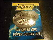 NEW Accel 12 Volt GM HEI Super Coil #140003  Free USA Shipping!