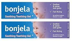 Bonjela Soothing Teething Gel, 15g (Pack of 2)