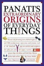 Panati's Extraordinary Origins of Everyday Things, Panati, Charles, Good Conditi