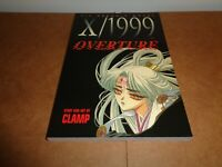 X/1999 Vol. 2: Overture by Clamp (1st edition) Manga Book in English