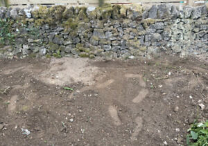 Dry stone walling stone - Approx 20m