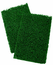 Sluice Fox 2 Pack Replacement Miner's Moss Green for Portable Modular Sluice Box