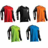 Thor Adults Sector Zones MX Motocross Enduro Quad Off Road Bike Jersey NEW 2018