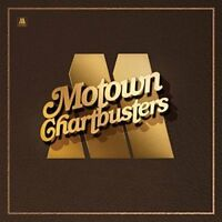Motown Chartbusters - Vinyl LP & Download (New & Sealed)