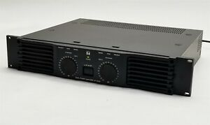 TOA Electronics IP-300D Dual Channel Power Amplifier Amp 300WPC at 4-Ohms