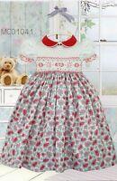 Pretty Originals Smocked Dress with Headband Style MC01041 Age 2y 3y 4y 5y