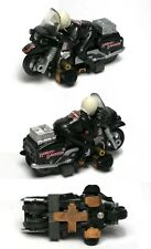 1993 TYCO HO SLOT CAR HARLEY DAVIDSON Street MOTORCYCLE UNUSED BLACK 6216