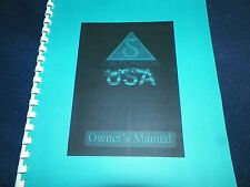 DETONICS,  45 ACP    OWNERS MANUAL,  14 PAGES