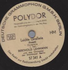 Berthold Lehmann dirigiert Staatsoper Berlin : Leichte Cavallerie - Franz v. Sup