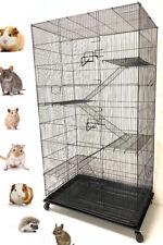 "55"" Large 5 level Ferret Guinea Pig Sugar Glider Rat Mice Squirrel Hamster 351"