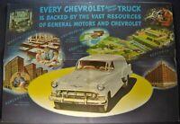 1953 Chevrolet Truck Mailer Brochure Sedan Delivery Pickup Orig 53 Not a Reprint