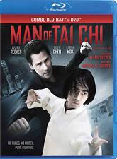 Man of Tai Chi (Blu-ray/DVD, 2013, 2-Disc Set)