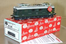 HAG 220 DIGITAL AC SBB CFF GREEN CLASS Re 4/4 I E-LOK LOCO 10035 MINT BOXED nc