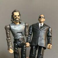 2x Men In Black 3 Boris & Agent Jay Will Smith 3.75'' Figure JAKKS Pacific Toys