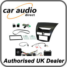 Connects2 CTKMZ01 Mazda BT-50 2012> 2017 Black Double DIN Radio Installation Kit