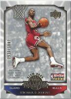 2003 UD Chicago Bulls Michael Jordan Slam Dunk Champion Insert #1923!!!! MJ1