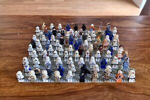 LEGO STAR WARS FIGUREN SAMMLUNG *100STK*CLONE*501ST*KONVOLUT*KG*STORMTROOPER*